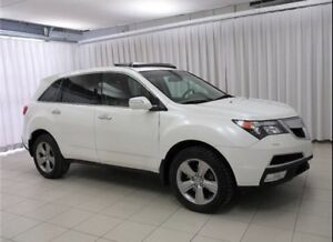 REDUCED** 2013 WHITE ACURA MDX (only 73,000 KMs)