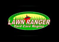Lawn Ranger Yard Care Spring Special $120