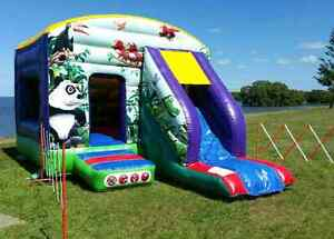 Bust-A-Bounce jumping castle party hire Caboolture Area Preview