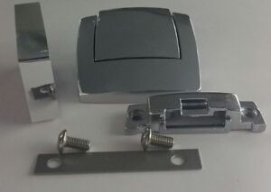 LATCH for HARLEY TOUR PACK PAK ULTRA CLASIC ELECTRA GLIDE ROAD GLIDE SPACER