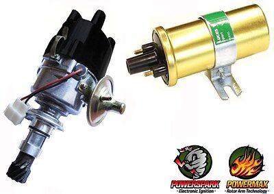 Kent basierend Lotus Twin Cam Motor 1962 - 1975 Elektronischer Verteiler & Spule online kaufen