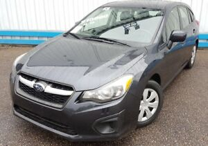2013 Subaru Impreza 2.0i AWD Hatchback *BLUETOOTH*