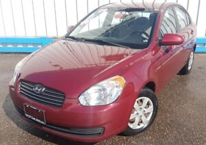 2009 Hyundai Accent Sedan *AUTOMATIC*