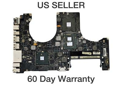 """Apple Macbook Pro 15"""" A1286 Mid 2010 Logic Board w/ i7-640M 2.8Ghz CPU 661-5803 for sale  Shipping to Canada"""