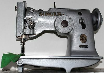 Singer 143w2 Zig Zag Lockstitch High Speed Industrial Sewing Machine Head Only