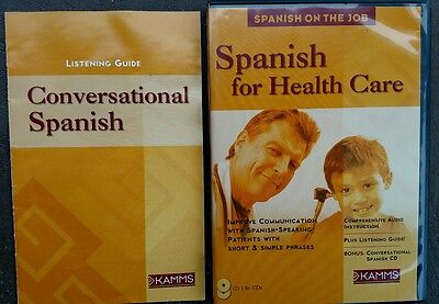 Learn Spanish For Health Care 1 Hr CDS Spanish On Job short simple phrases 🇪🇸