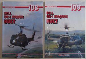 Set of Bell UH-1 Iroquois – Huey pt. 1 & pt. 2 - Aj Press - Reda, Polska - Zwroty są przyjmowane - Reda, Polska