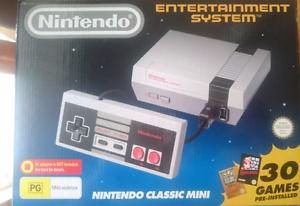 Nintendo classic mini Nes Adelaide CBD Adelaide City Preview