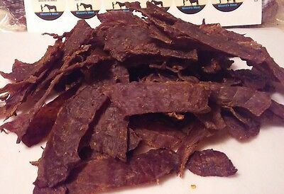 """*County Line* Home Made Beef Jerky *1 Pound* """"mild"""" made to order best deal"""