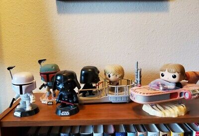 Star Wars Pop bobbles lot (loose) 5.