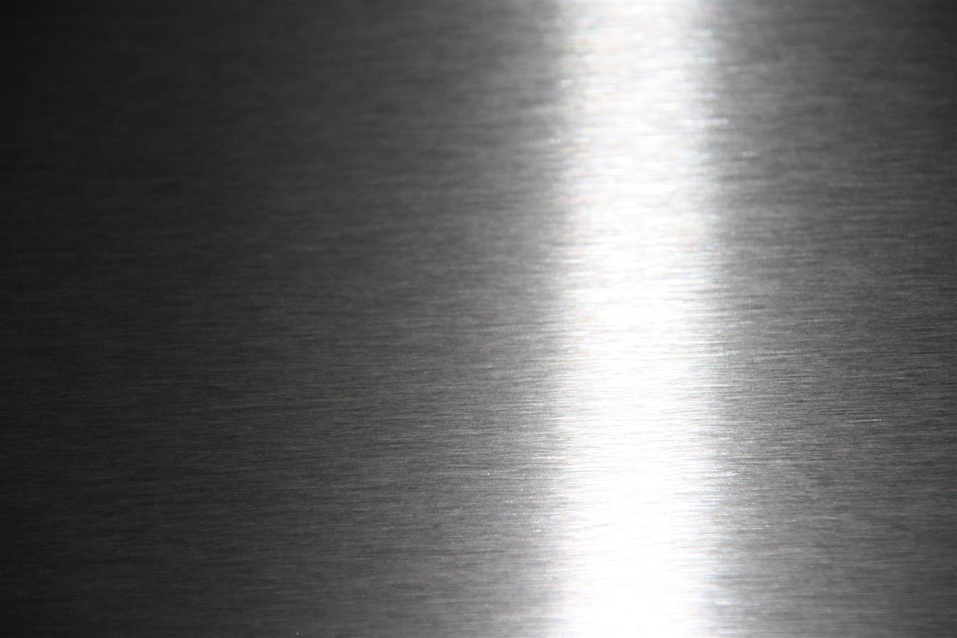 1 3mm edelstahlblech k240 geschliffen einseitig folie ebay. Black Bedroom Furniture Sets. Home Design Ideas