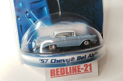 Hot Wheels Real Riders '57 Chevy Bel Air 2006 Limited Edition New Unopened