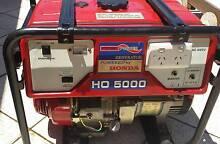 Honda Generator HO 5000 Halls Head Mandurah Area Preview