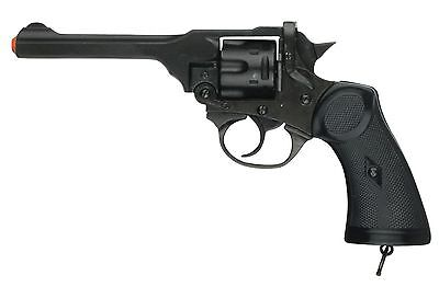 Denix Indiana Jones Webley MK IV Service Model Replica Revolver