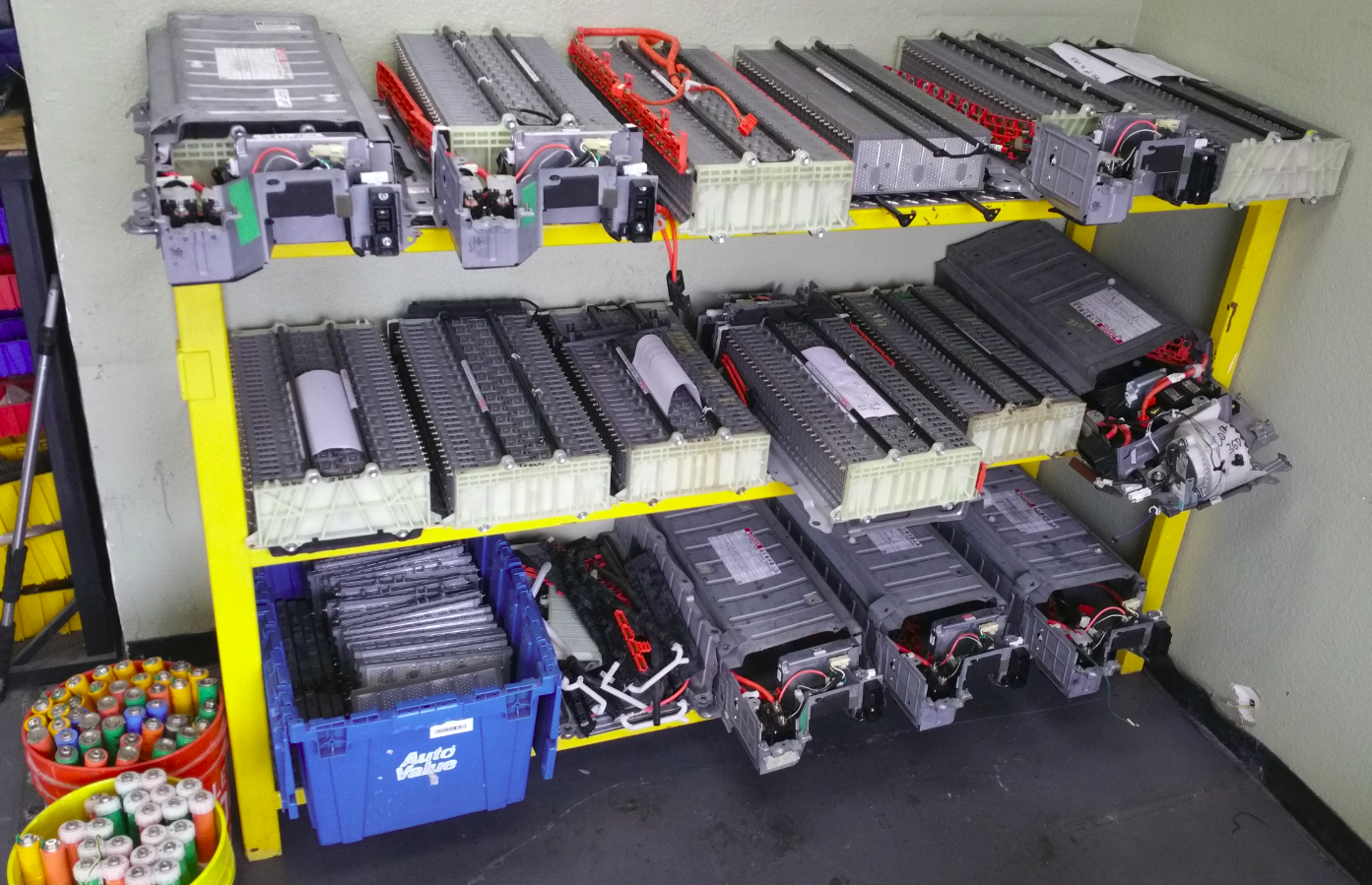 Prius hybrid battery pack fully remanufactured free for Ebay motors toyota prius