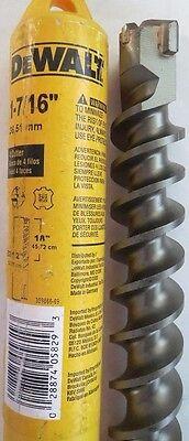 Dewalt Dw5829 1-716 X 18 X 22-12 Sds Max Rotary Hammer Germany