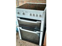 BEKO Electric Cooker BDC643W