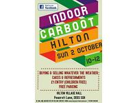 Hilton Indoor Car Boot Sale