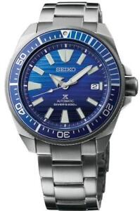 NEW SEIKO PROSPEX Samurai Diver's 200m Automatic SRPC93K1 SRPC93 IN STOCK 3 YEAR WARRANTY AUTHORIZED DEALER