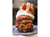 Burger Chefs - Zones 1 & 2 across London, immediate start!