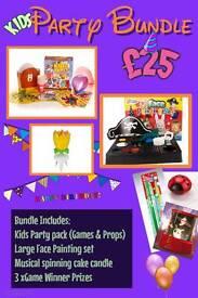 Kids Party Bundle