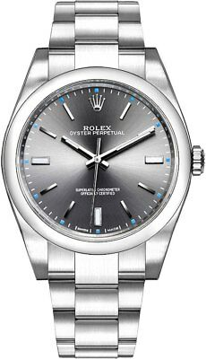 Buy Now - New Rolex Oyster Perpetual 39 Men's Luxury Watch for Sale 114300-RHOSO