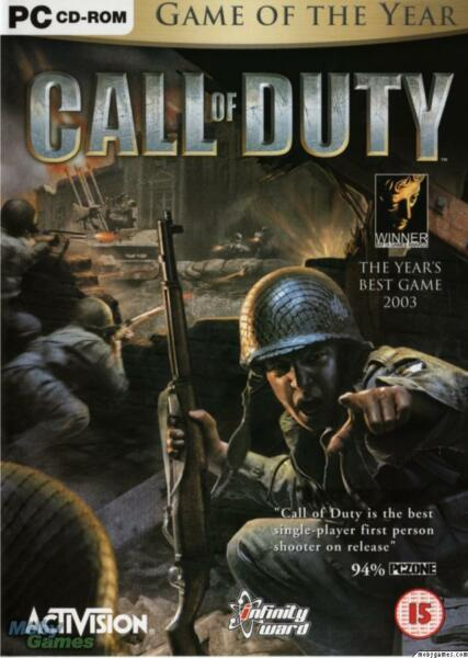 Call of Duty - gra na PC