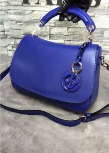 Be Dior Blue electric bag