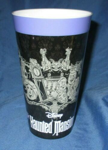 HAUNTED MANSION Spirit Halloween Exclusive Cup  ~HITCHHIKING GHOSTS (Disney)