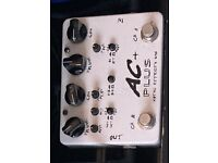 Xotic effects AC boost drive pedal