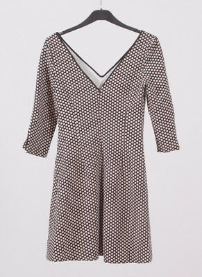 Zara lookbook Trafaluc Autumn/winter fashion collection Velvet dress in dots S - Winter Dot Kleid