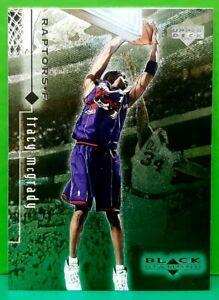 Tracy Mcgrady regular card 1998-99 Upper Deck Black Diamond #82