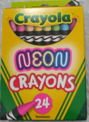 Crayola Neon Crayons