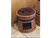 Cat Kitten 2-tier bed home 🐈