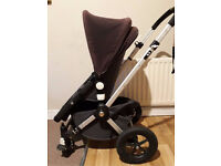 Bugaboo Cameleon Pushchair Carrycot buggy board complete set
