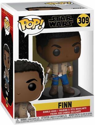 Funko Pop! Star Wars: The Rise of Skywalker - Finn Vinyl Figure