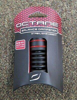 NEW Octane Bowtech Balance Dampener Bow Stabilizer Stabilizing Weight 5/16 -24