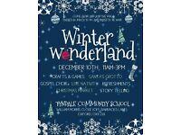 Winter Wonderland at Tyndale Community School 11am - 3pm