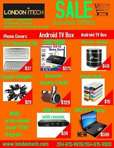 "Laptops  Desktops, Android box  and Mac repairs ,Virus removal "" FREE DIAGNOSTIC"""