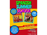 KIDS SPANISH FUN DAY/WEEK IN AYRSHIRE THIS SUMMER!