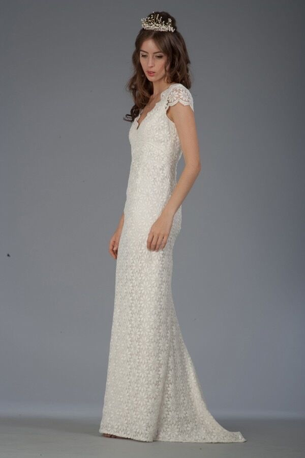 Damsel In A Dress Florence Wedding Size 8 Brand New With