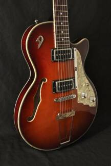 Duesenberg Starplayer TV Vintage Hollow Body Guitar Inglewood Stirling Area Preview