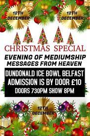 CHRISTMAS SPECIAL EVENING of MEDIUMSHIP