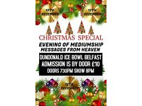 CHRISTMAS SPECIAL EVENING of MEDIUMSHIP