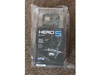 GoPro hero 5 Black Brand New Sealed