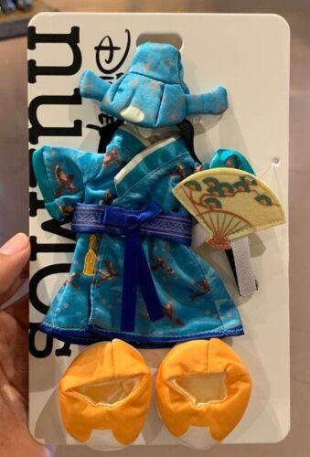 Disney nuimos plush costume valentine outfits 2020 Shanghai Disneyland limited