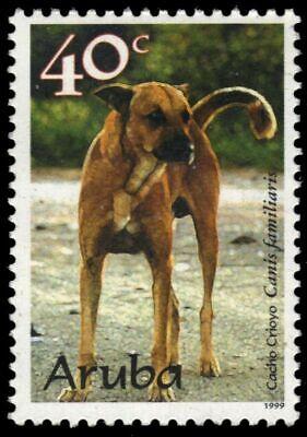 ARUBA 174 - Local Domestic Dogs Issue (pb18880)