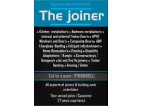 Improve your home with The joiner