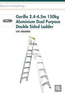 Gorilla ladder St Albans Brimbank Area Preview