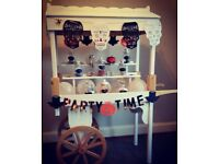 Retro Sweets & Fizz Carts - Candy Cart Hire